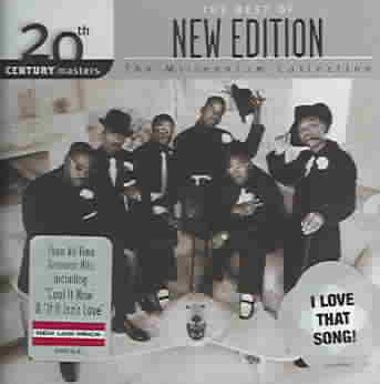 20TH CENTURY MASTERS:MILLENNIUM COLLE BY NEW EDITION (CD)